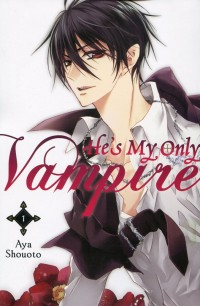 Hes My Only Vampire GN V1