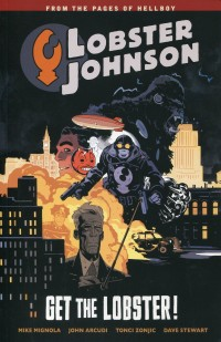 Lobster Johnson TP V4 Get The Lobster