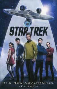 Star Trek TP New  Adventures V1