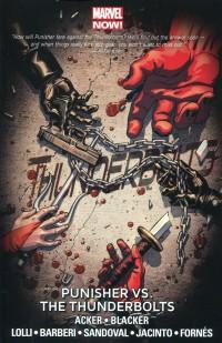Thunderbolts TP Now V5  Punisher Vs Tunderbolts