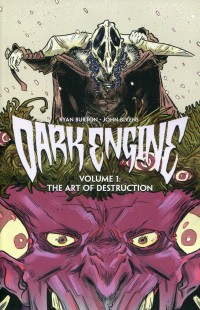 Dark Engine TP V1 Art of  Destruction