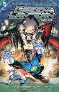 Green Lantern TP Lights Out
