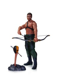 DC Direct Arrow Oliver  Queen and Totem AF