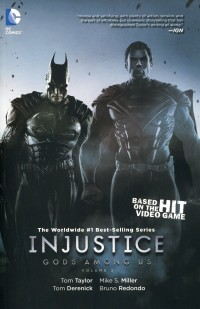 Injustice Gods Among Us TP V2