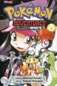 Pokemon GN Adventures B&W V6
