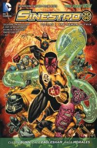 Sinestro TP V1  the Demon Within
