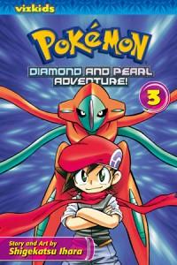 Pokemon GN Diamond &  Pearl Adventure V3