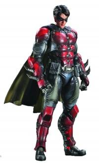 DC Play Arts AF Arkham  Origins Robin