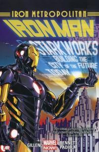 Iron Man TP Now V4  Iron Metropolitan
