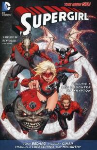 Supergirl TP New 52 V5  Red Daughter of Krypton