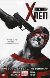 Uncanny X-Men TP Now V3 Good Bad Inhuman
