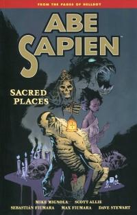 Abe Sapien TP V5  Sacred Places