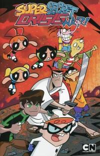 Cartoon Network Super Secret Crisis War TP V1