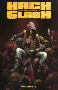 Hack Slash Son of Samhain TP V1