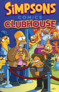 Simpsons Comics GN  Clubhouse