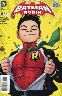 Batman and Robin V2 #38