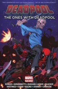 Deadpool TP Ones with Deadpool