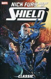 Nick Fury TP Classic V2 Agent of Shield