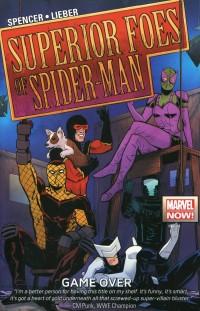 Superior Foes of  Spider-Man TP V3 Game Ove