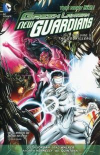 Green Lantern New Guardians TP V5 Godkiller