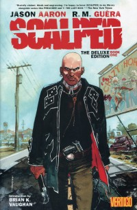 Scalped HC Book 1 Deluxe  Edition
