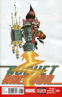 Rocket Raccoon #8