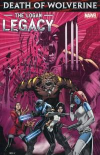 Wolverine TP Death of Wolverine Logan Legacy