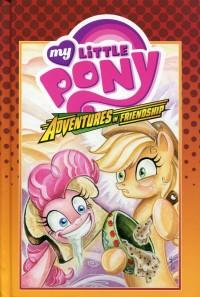 My Little Pony HC V2  Adventures in Friendship