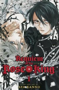 Requiem of the Rose King  GN V1