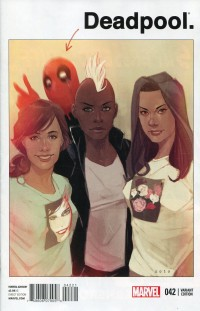 Deadpool #42 Noto Variant