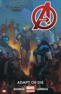 Avengers TP Now V5  Adapt or Die