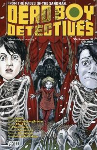 Dead Boy Detectives TP V2 Ghost Snow