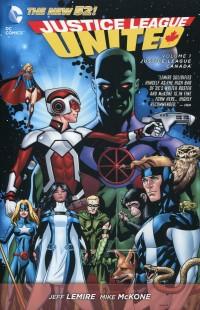 Justice League United HC  V1 Justice League