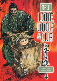 New Lone Wolf and Cub GN  V4