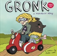 Gronk A Monsters Story GN V1