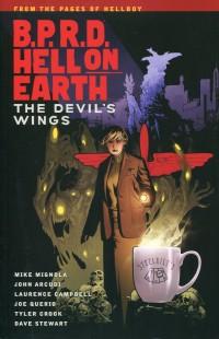 BPRD TP Hell on Earth V10 Devils Wings