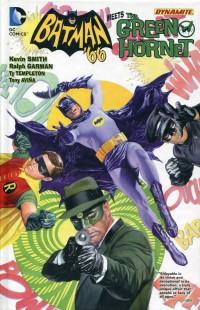 Batman 66 Meets Green Hornet HC