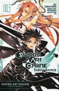 Sword Art Online Fairy  Dance GN V3