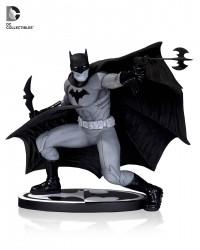 DC Statue Batman B&W  by Francis Manapul