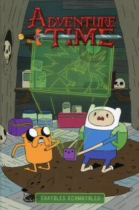Adventure Time GN V5  Graybles Schmay