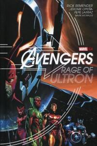 Avengers HC Rage of Ultron