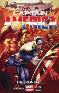 Captain America TP Now V4 Iron Nail