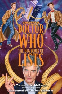 Dr Who TP Big Book of Top 100 Lists