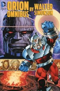 Orion HC by Walter  Simonson
