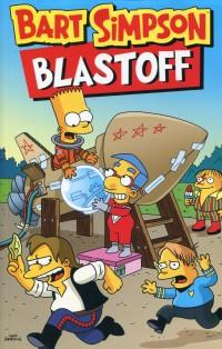 Bart Simpson TP Blastoff