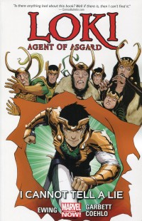 Loki TP Agent of Asgard V2 I Cannot Tell a Lie