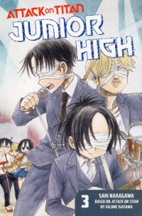 Attack On Titan GN Junior High V3