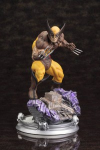 Marvel Statue Wolverine Danger Room Sessions