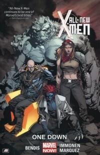 All New X-men TP V5 One Down