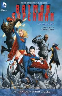 Batman Superman TP V2 Game Over